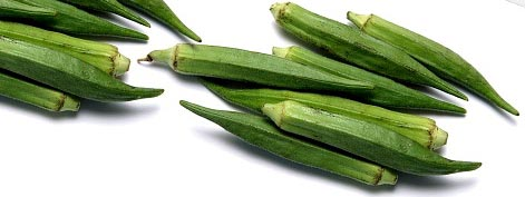 Lady Finger | Bhindi | Okra - Grace Tradelinks